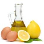 маска из лимона и масла