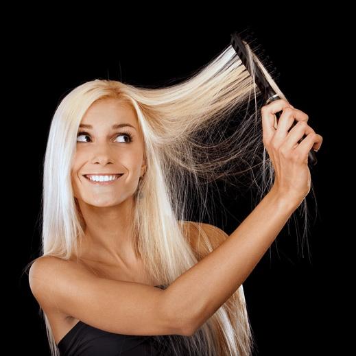 Маска для волос с маслом репейным и перца