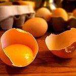 яйцо и дрожжи