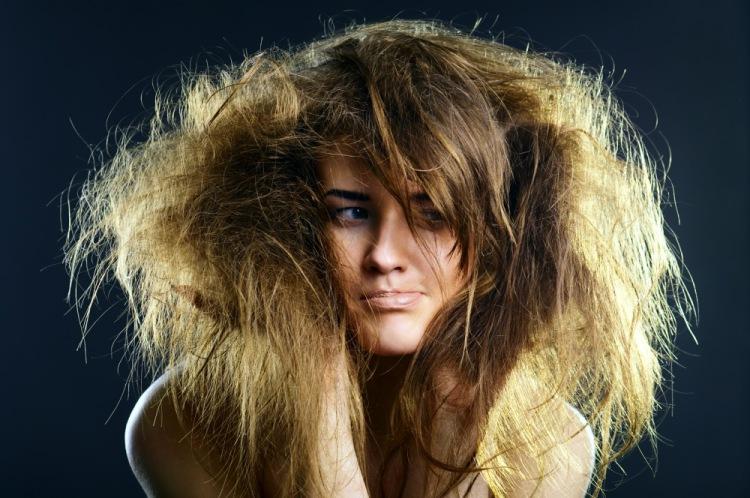 Волосы сухие как солома что делать в  382
