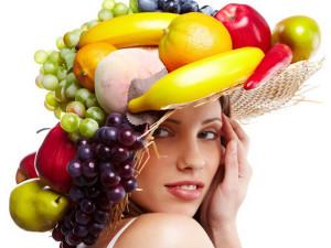 маска для волос из фруктов