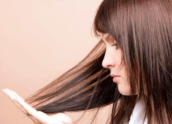 Средство для волос внутрь