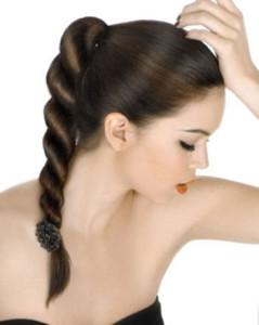 жгут на длинные волосы