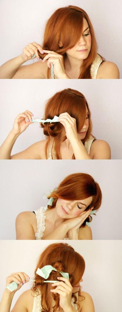 Как сделать так чтобы волосы держались