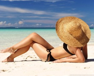 Защищаем волосы от солнца