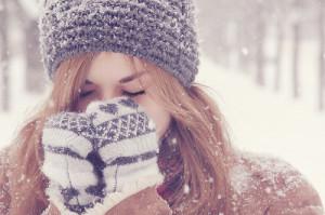 Как защитить волосы от морозов