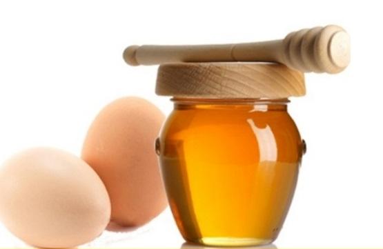 Мед с яйцами