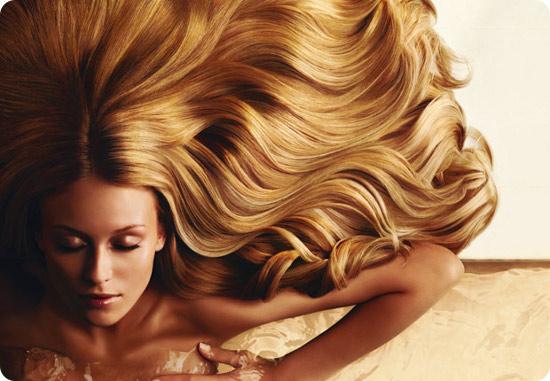 Волосы растут до определенной длины