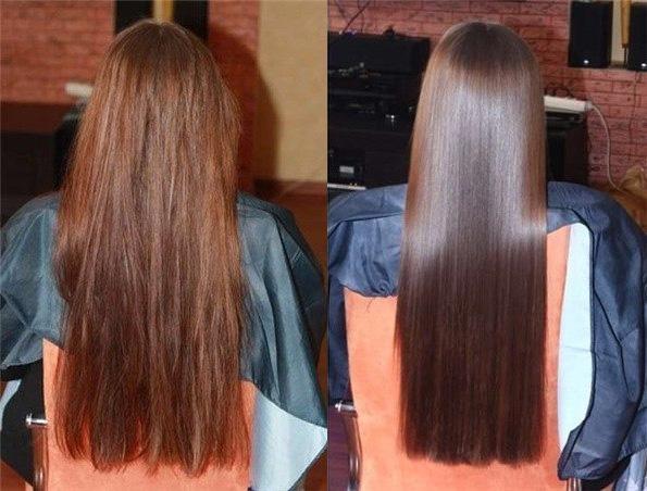 Как в домашних условиях ламинировать волосы