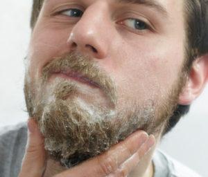 Как правильно мыть бороду