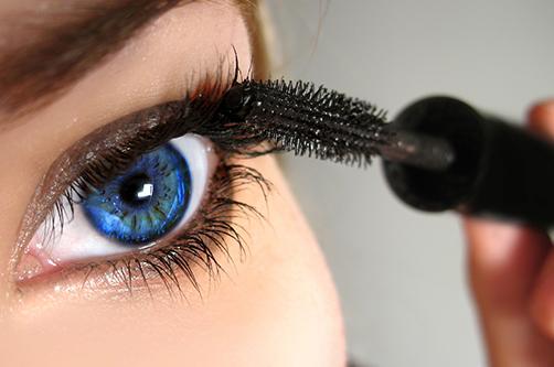 Главная часть лица - это глаза