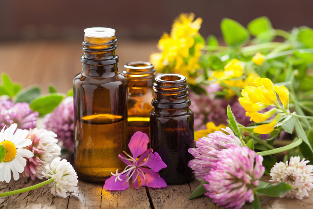 Применяйте ароматические масла