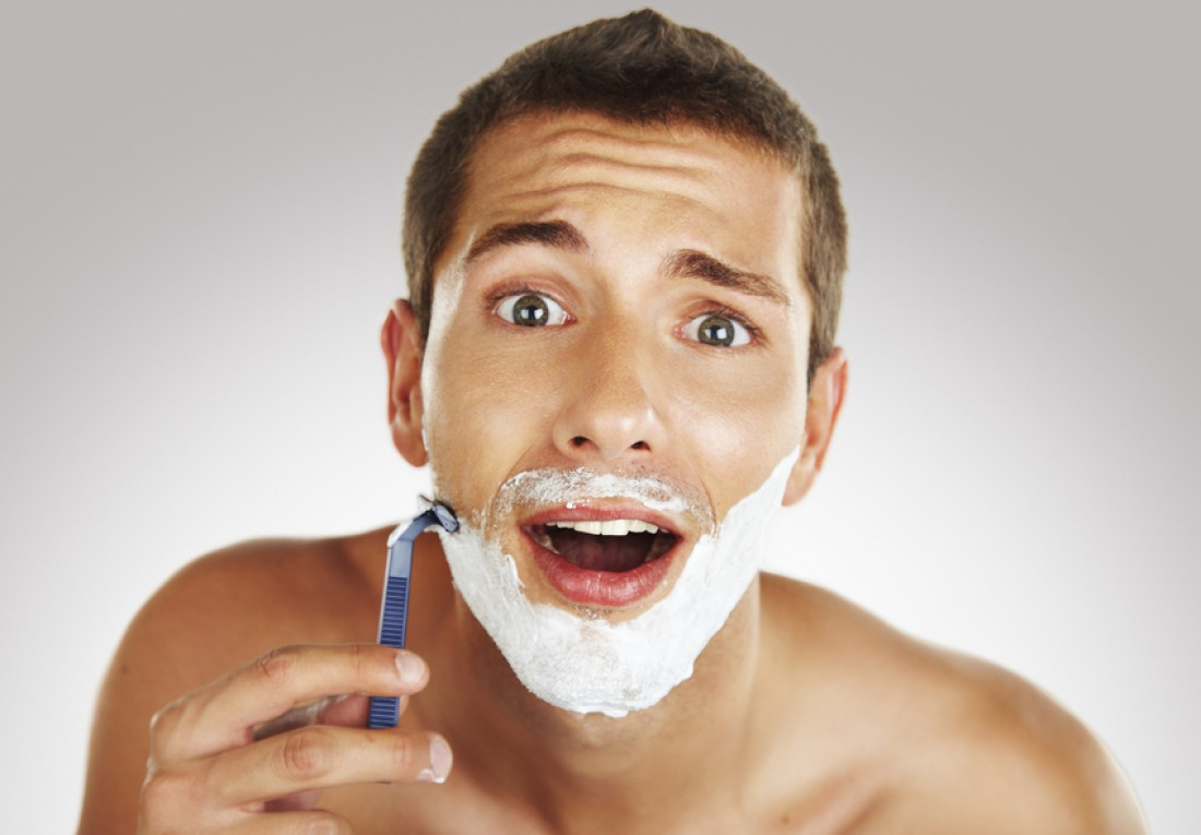 Как брить лобковые волосы в 14 лет