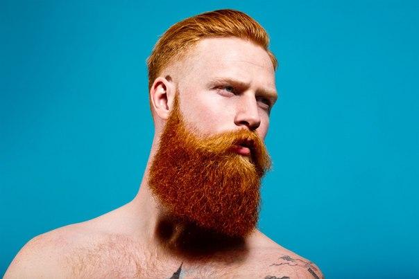 Как изменить цвет бороды.