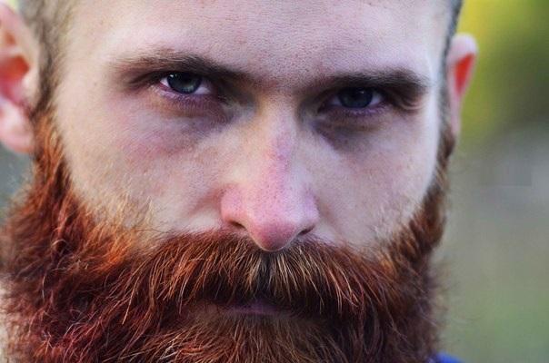 Рыжая борода с точки зрения науки