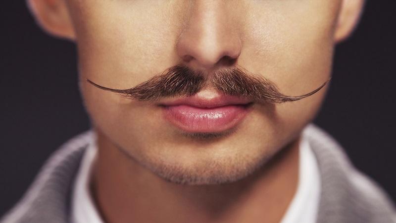 как подстричь усы самостоятельно