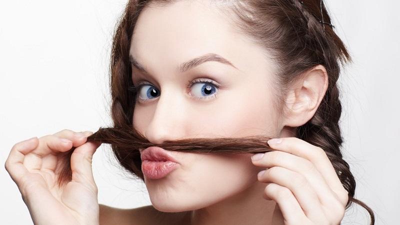 как убрать усы у девушки в домашних условиях навсегда